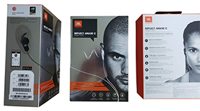 JBL Reflect Aware C in-Ear Sport Headphones with Active Noise Cancelling USB Type C Version