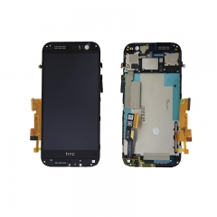 HTC One M8s LCD Screen and Digitizer Assembly with Frame