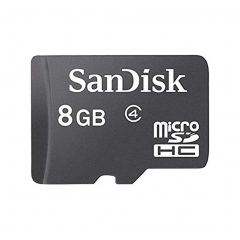 [ Gift ] San Disk 8GB Micro SD Card Gifts Free of Charge