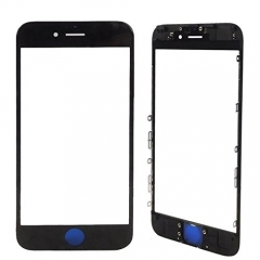 Front Glass Frame Replacement Compatible with iPhone 6 Plus